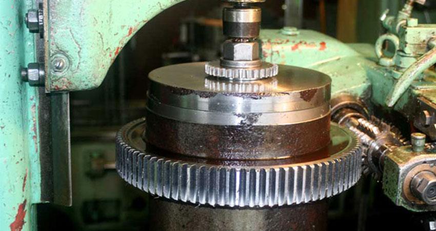 Proces produkcji koła zębatego w firmie ZPHU Julwik